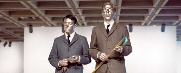 PROJECT 03: GILBERT & GEORGE