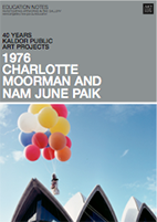 PROJECT 05: CHARLOTTE MOORMAN AND NAM JUNE PAIK