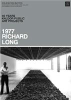 PROJECT 07: RICHARD LONG