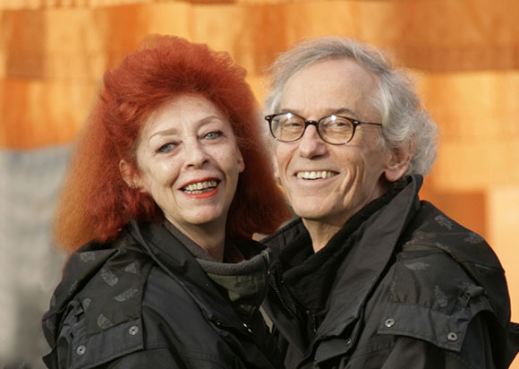 PROJECT 09: CHRISTO AND JEANNE-CLAUDE