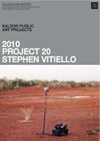 PROJECT 20: STEPHEN VITIELLO