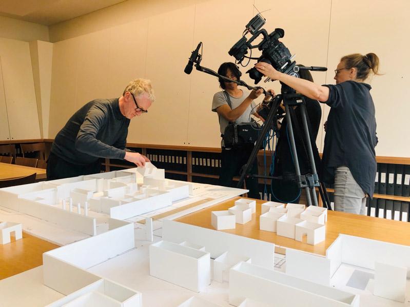 Making Art Public with Michael Landy