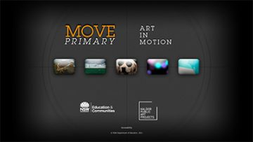MOVE Primary: Art in Motion