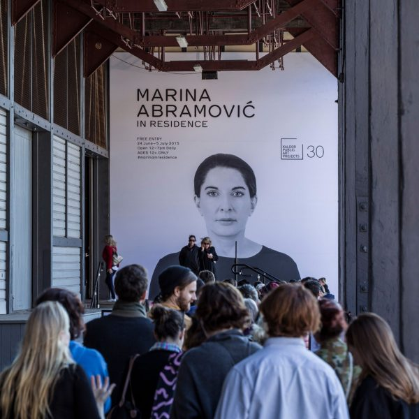 MEETING MARINA ABRAMOVIĆ